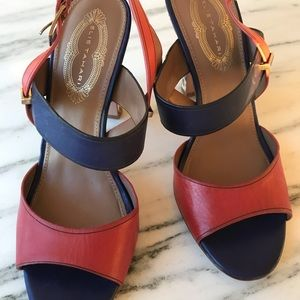 Elie Tahari sandals (size 7.5)
